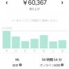 UberEats配達売り上げ報告2020年5月